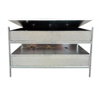 龟苗保温箱1米x2米(可定制)