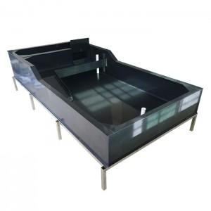 大号种龟箱 PP板龟池 乌龟繁殖池 大型塑料龟箱 可订制可定做