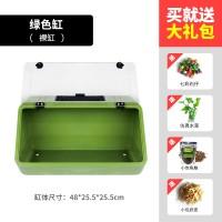 绿色缸裸缸