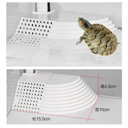 带过滤晒台水泵一体玻璃龟缸乌龟缸鱼缸免换水