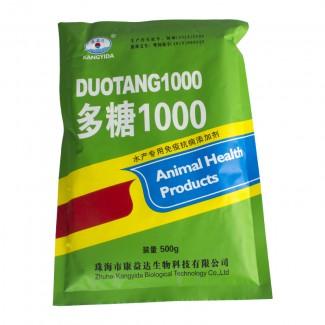 多糖1000 水产龟鳖专用增强免疫抗病力,改善龟鳖、鱼虾蟹及海参肠道健康