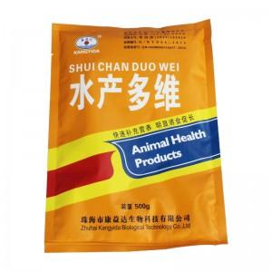 水产多维 甲鱼多维 维生素含量齐全且丰富 诱食和促进消化吸收作用 能促进疾病康复