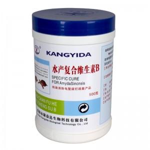 水产复合维生素B 乌龟水产补充维生素 腐皮烂甲铺助专用