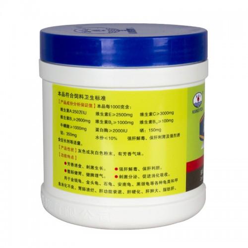 肝胃宝 龟鳖及水产药专用诱食健胃保肝开胃