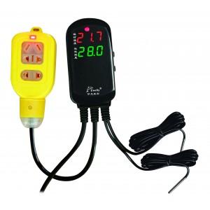 智能温控器 控温器 双插座