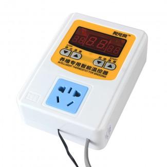 爬宠网 养殖专用智能温控器 安全防煲汤 最高35度
