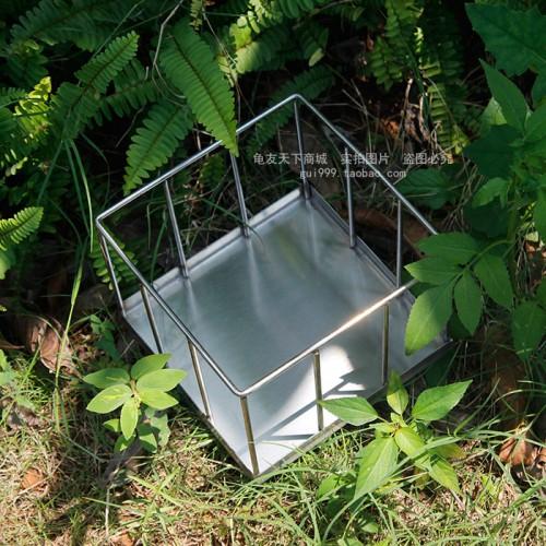 304不锈钢喂食器水盆