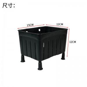 隔离盒(乌龟 爬宠 鱼均可用) 也可作为孵化盒 发色盒 龟苗隔离盒
