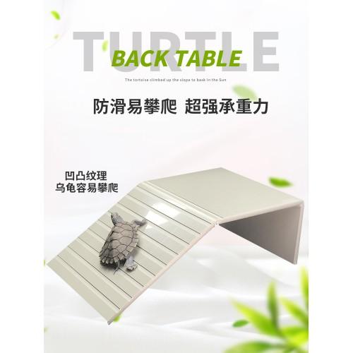 乌龟爬坡晒背台