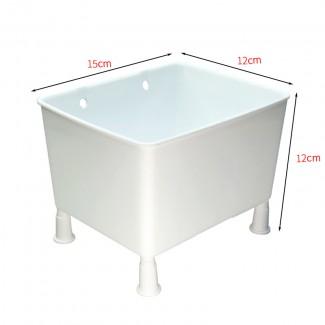 隔离盒 龟/鱼专用 15.5cmX12.5cmX9cm