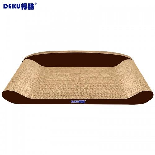 瓦楞纸沙发猫抓板磨爪板猫咪玩具日用品猫咪沙发抓板